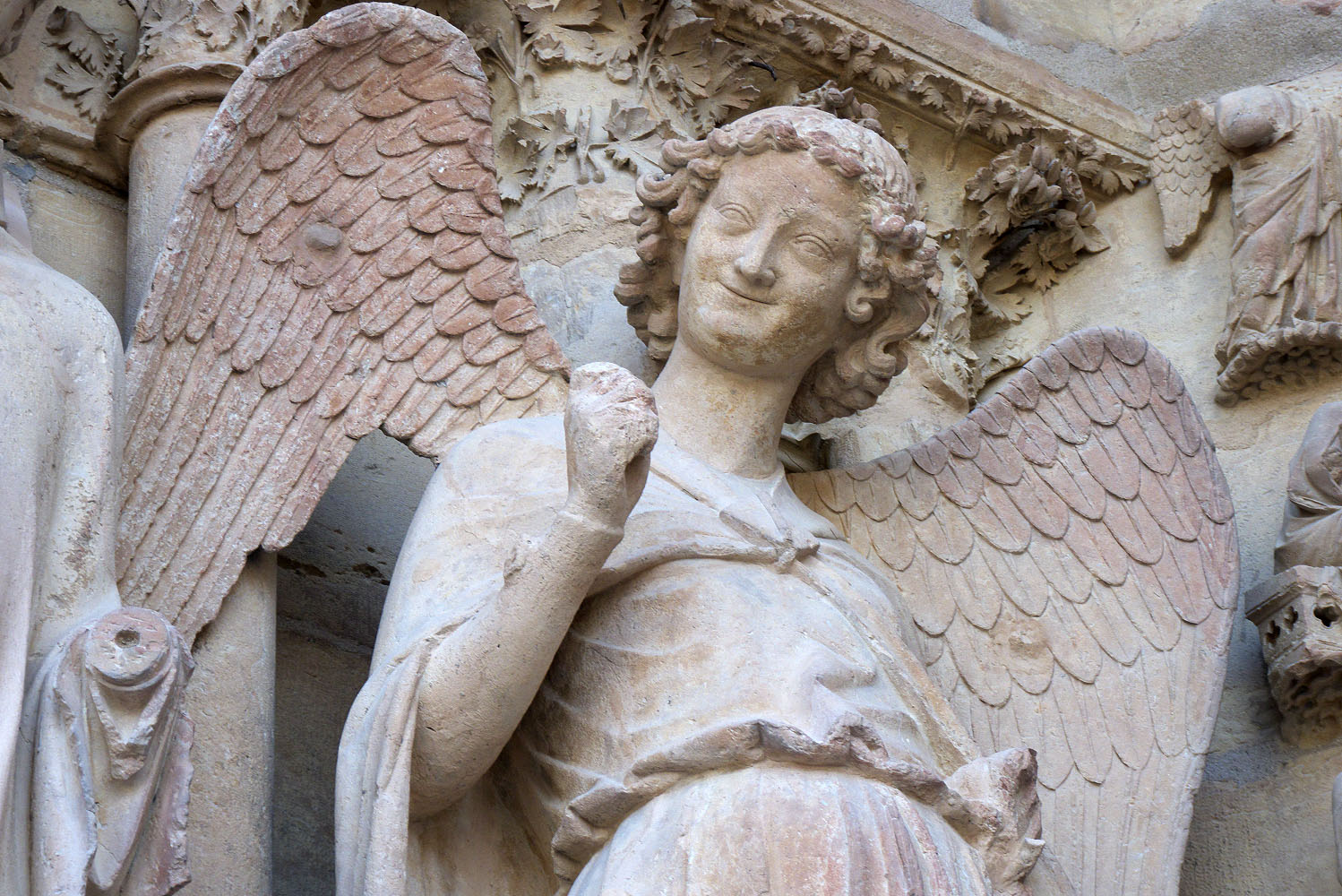 Personal Paris Reims smiing angel
