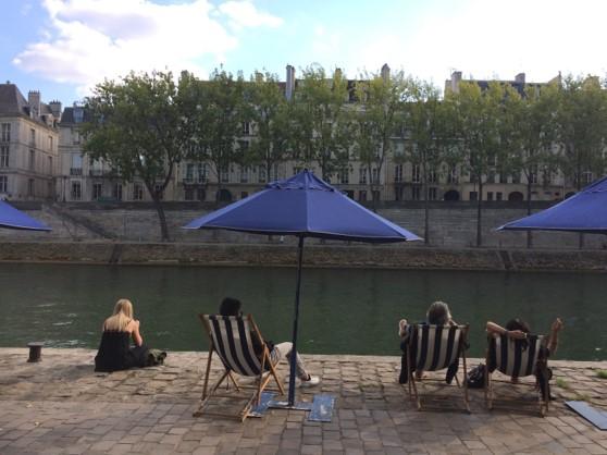 Summer post 1 personal paris