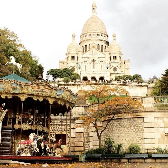 Personal Paris custom made visits 101 itinerary