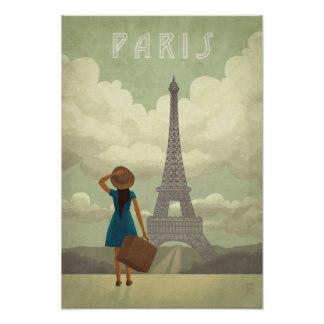 Paris dream trip