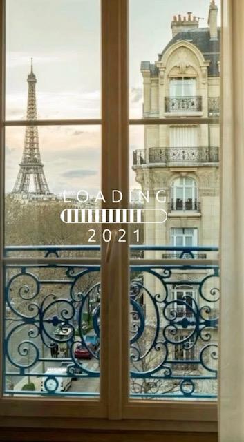 Personal Paris 2021 loading
